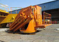 Hydraulic Folding Boom Crane Versatile With Different Types Control Systems