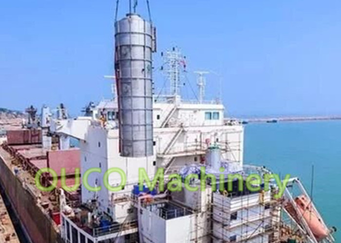 Eco - Friendly Flue Gas Desulfurization Equipment For Industrial Waste Gas Purification