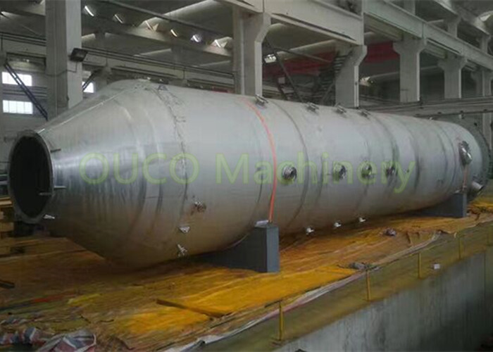 Marine Vessel ECO Desulfurization Unit Stainless Steel Environmental Friendly